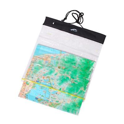 Waterproof Camping Hiking Travel Dustproof Transparent Map Bag Case Holder Pouch