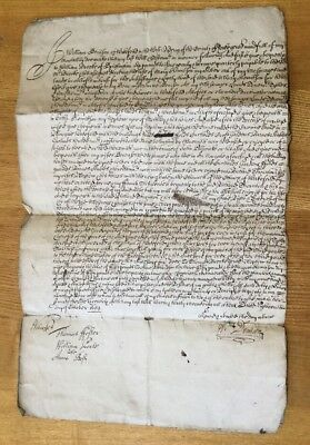 1684  - William Denison, of Wakefield.  His will.