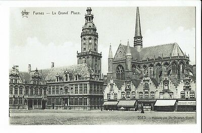 CPA-Carte postale- BELGIQUE  - Veurne -Grand Place - S1410