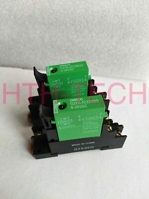 OMRON G3TA-IDZR02S 5-24VDC Solid State Relay 2.5mA 5-24V x 1pc