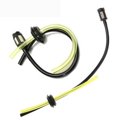 Petrol Strimmer Fuel Hose Pipe With Tank Filter assembly & Grommet