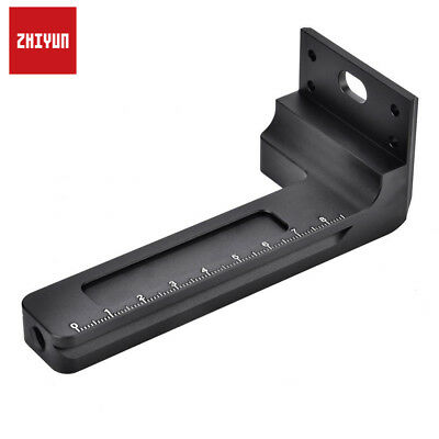 ZHIYUN Extended Gravity Adjustment Plate For Canon EOS 1DX in Crane 2 Stabilizer