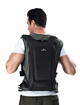 Personal Microclimate Body Cooling Vest with backpack detachable Bladder