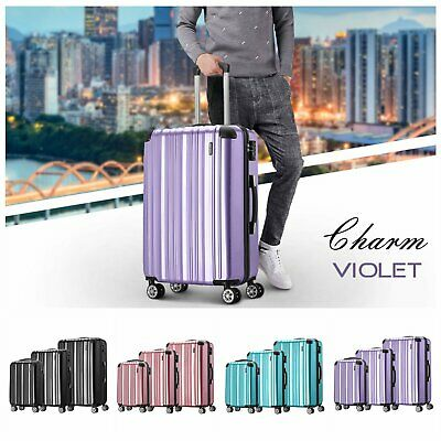 Universal Cabin Air 4 Wheels Large / Medium / Small Suitcase Trolley Luggage