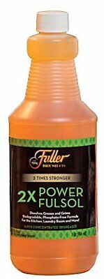 Fuller Brush 2X Power Fulsol – Super Concentrated Degreaser – 1 Qt.