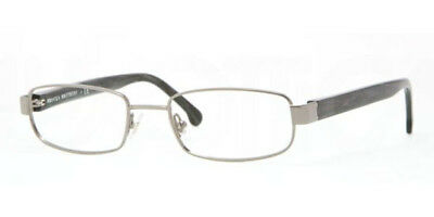 2c4804d97ef Authentic Brooks Brothers Eyeglasses BB1010 1507 Gunmetal Frames 52MM  Rx-ABLE