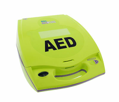 Zoll Aed Plus Defibrillator (Never Deployed)