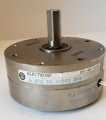 Electroid 24V Electronic Clutch 4 Epb 30 11085