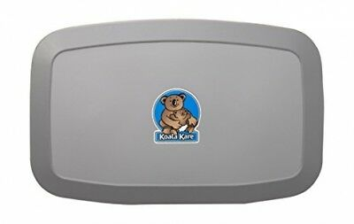 New Koala Kare Baby Change Table Kb200-01 Horizontal - Grey Plastic