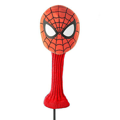 Marvel Spiderman/Superheroes 460cc Golf/Sports Club/Stick Cover/Protection/Case