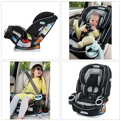 Graco 4Ever 4 In 1 Convertible Car Seat Matrix Baby Infant Booster