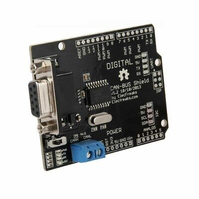 MCP2515 EF02037 CAN BUS Shield Controller communication speed high Arduino GL