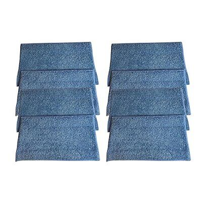 Replacements For HAAN Microfiber Steam Pads Fit Mops Floor Sanitizer, Compatible