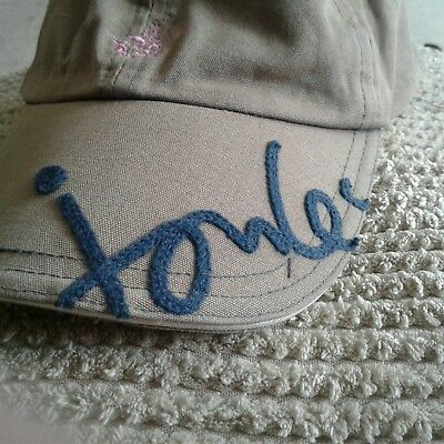 Baseball Cap From Joules With Embroidered 'Joules ' on The Peak