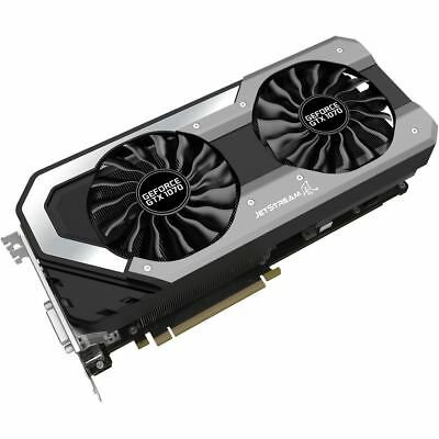 16495 - Palit GeForce GTX 1070 Super JetStream  | 8GB GDDR5 | GAMING Grafikkarte