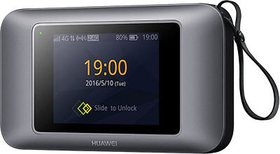 ROUTER 4G LTE CA CAT.6 HUAWEI E5787 WIFI-300Mbps DL / 50 Mbps UL - TOUCH SCREEN