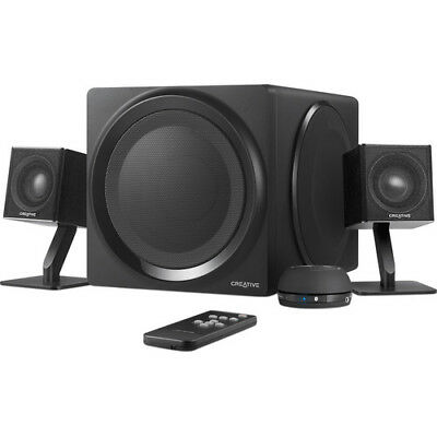 Creative T4 Wireless 2.1 Speaker System with NFC (51MF0430AA002)