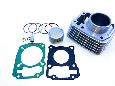 125cc Cylinder Barrel Kit for Honda CBF 125 - 52.40mm Piston 2008 TO 2012 NEW