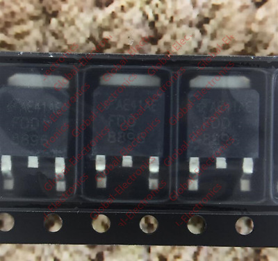 5 PCS FDD120AN15A0 N-Channel PowerTrench MOSFET TO-252 New