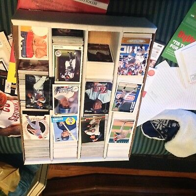 HUGE Lot Baseball Cards Collection!  Sale! Stars  and commons