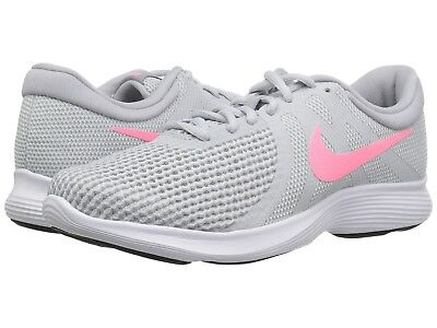 pretty nice 938d6 0ebd1 Nike Women s Revolution 4 Running Shoes 908999 016 Pure Platinum Sunset  Pulse