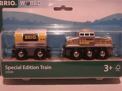Brio 33500 Special Edition Train Neu Ovp