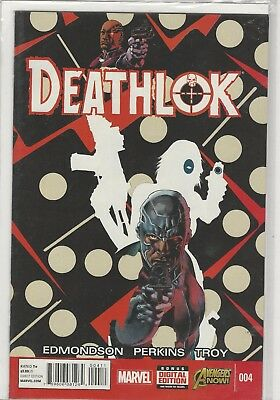 Deathlok #4 (Mar 2015, Marvel) NM-