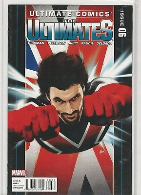 Ultimate Comics The Ultimates #6 Marvel FN/VF