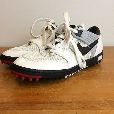 Nike Pro Vintage 80s Mens 7.5 Football Soccer Cleats Shoes