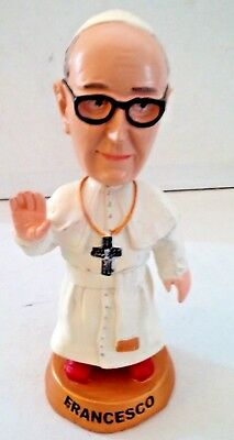 Pope Francis Bobblehead #302 ~Purchased at Vatican~Used~No Box