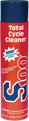Total Cycle Cleaner 21 Oz Aerosol S100 12600A Spray on-Hose off