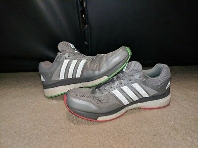 f8faa12dac890 Mens Adidas Supernova glide 7 Chill Running Shoes size 9.5  Very Good  Condition