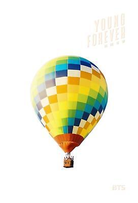 BTS Special Album - Young Forever (Day Version) CD+P.Book+P.Card+Free Gift