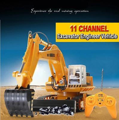 R/C Remote Control Car Excavator Construction Digger Engineer Vehicle Bulldozer