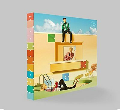 EXO-CBX - Blooming Days [Days ver.] (2nd Mini Album) CD+Booklet+Free Gift