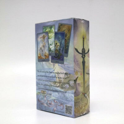 Full Version Tarot Card Board Game Playing Game 78 Cards 1 Set Hot Best Quality