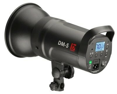 Jinbei DM5 500ws Studio flash head with Built-In Radio Trigger