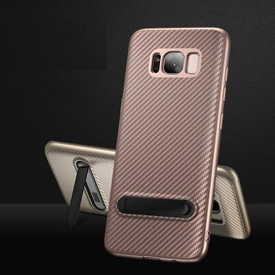New Luxury Ultra Slim Shockproof TPU Case Cover For Samsung Galaxy S8 S7 S9 Plus