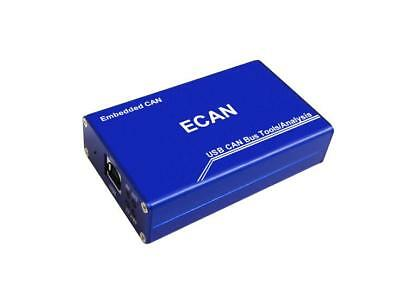 2018 ECAN PC USB CAN Bus Tool Analyzer Module Compatibel with PCAN USB Linux