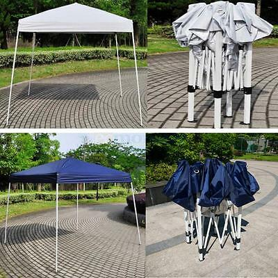 e6a9005670 Heavy Duty EZ POP UP Wedding Party Tent Folding Gazebo Beach Canopy W/Carry  Bag