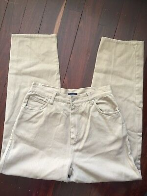 Women's Vintage High Waisted Stone Mom Jeans 10-12