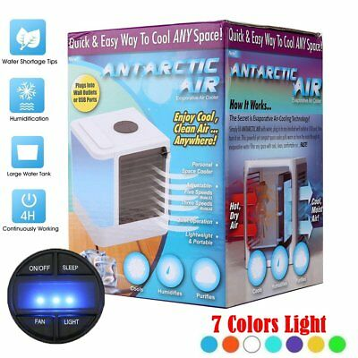 Artic air Personal Space Air Cooler Quick and Easy Way to Cool Air Conditioner~~