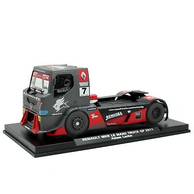 Fly Slot 206101 Renault MKR Truck Le Mans GP 2011 No.7 Adam Lacko 1:32