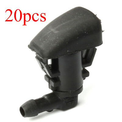 Pcs Windshield Washer Nozzle Front For Ford Edge Focus