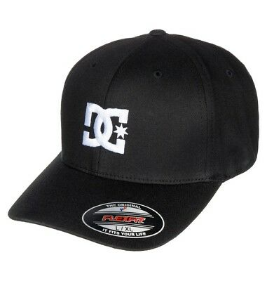 DC cappellino flexfit Star  black