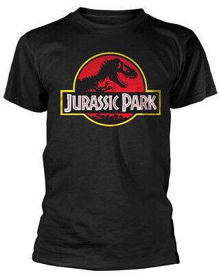 Jurassic Park 'Logo' T-Shirt  - NEW & OFFICIAL!