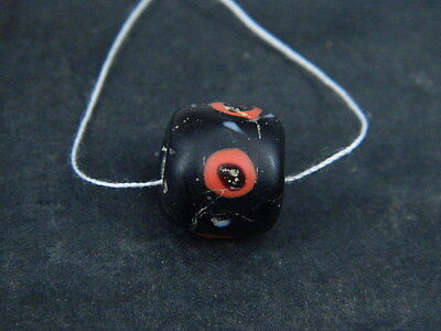 Ancient Glass Eyes Bead Islamic 1200 AD #BE5030