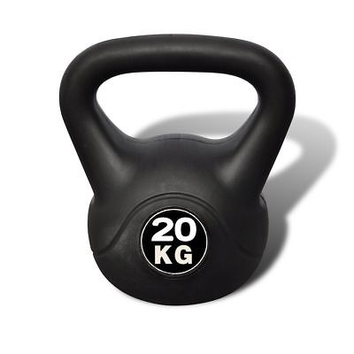 20kg Gym Fitness Weight Lift Kettlebell Muscle Strength Body Building Equipment
