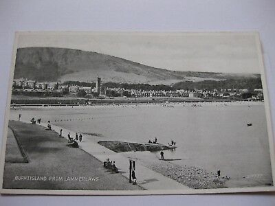 Burntisland Beach from Lammerlaws 334