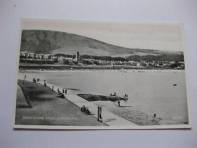 Burntisland Beach from Lammerlaws 35